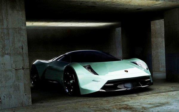 Véhicules Lamborghini Lamborghini Insecta Sport Car Voiture Concept Car Fond d'écran HD | Image