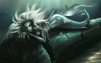 Fantasy - Mermaid Wallpapers and Backgrounds ID : 155293