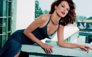 Celebrity - Milla Jovovich Wallpapers and Backgrounds ID : 155441