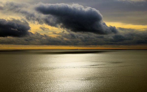 Photography HDR Ocean HD Wallpaper   Background Image