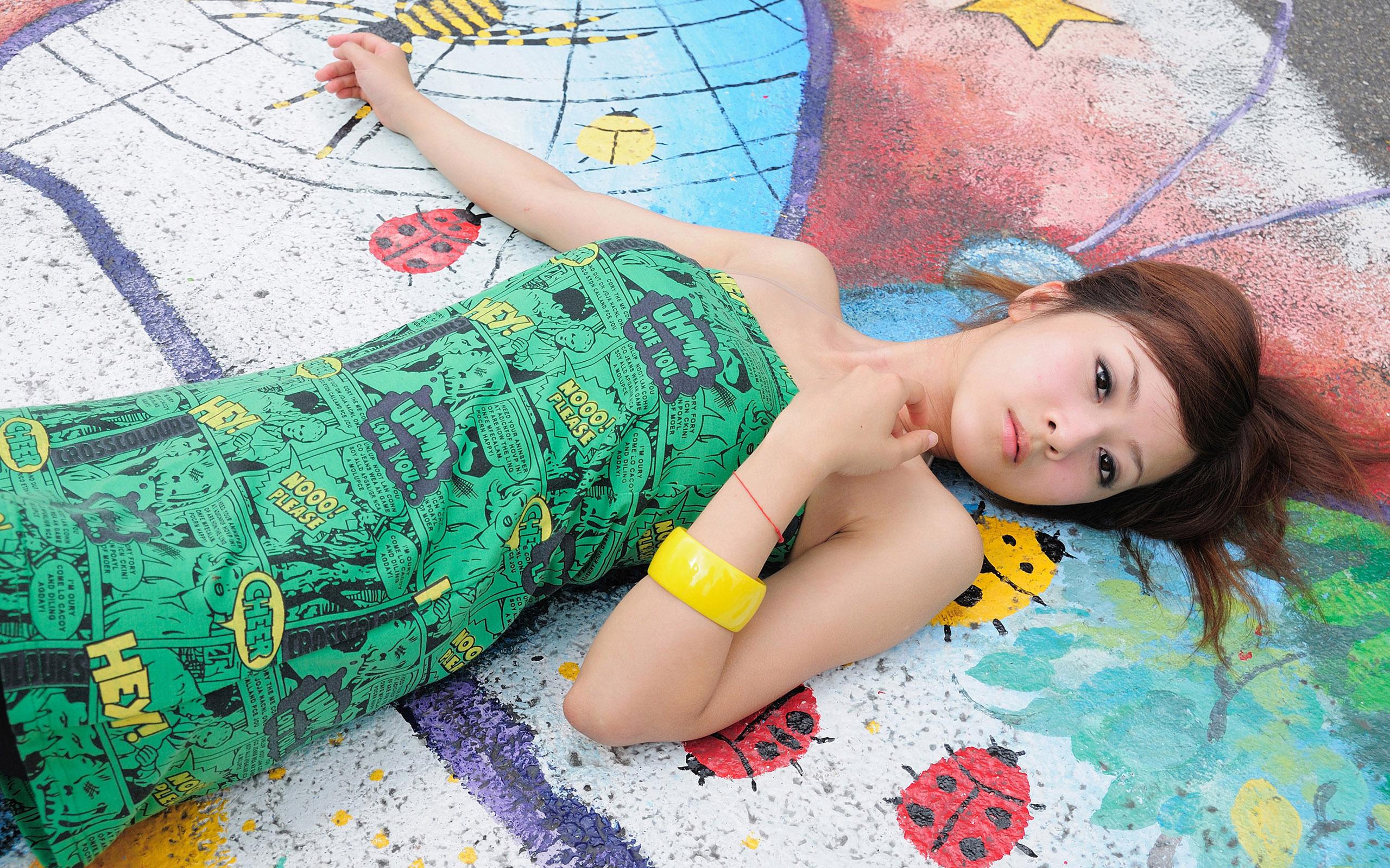 Women - Mikako Zhang Kaijie  Wallpaper