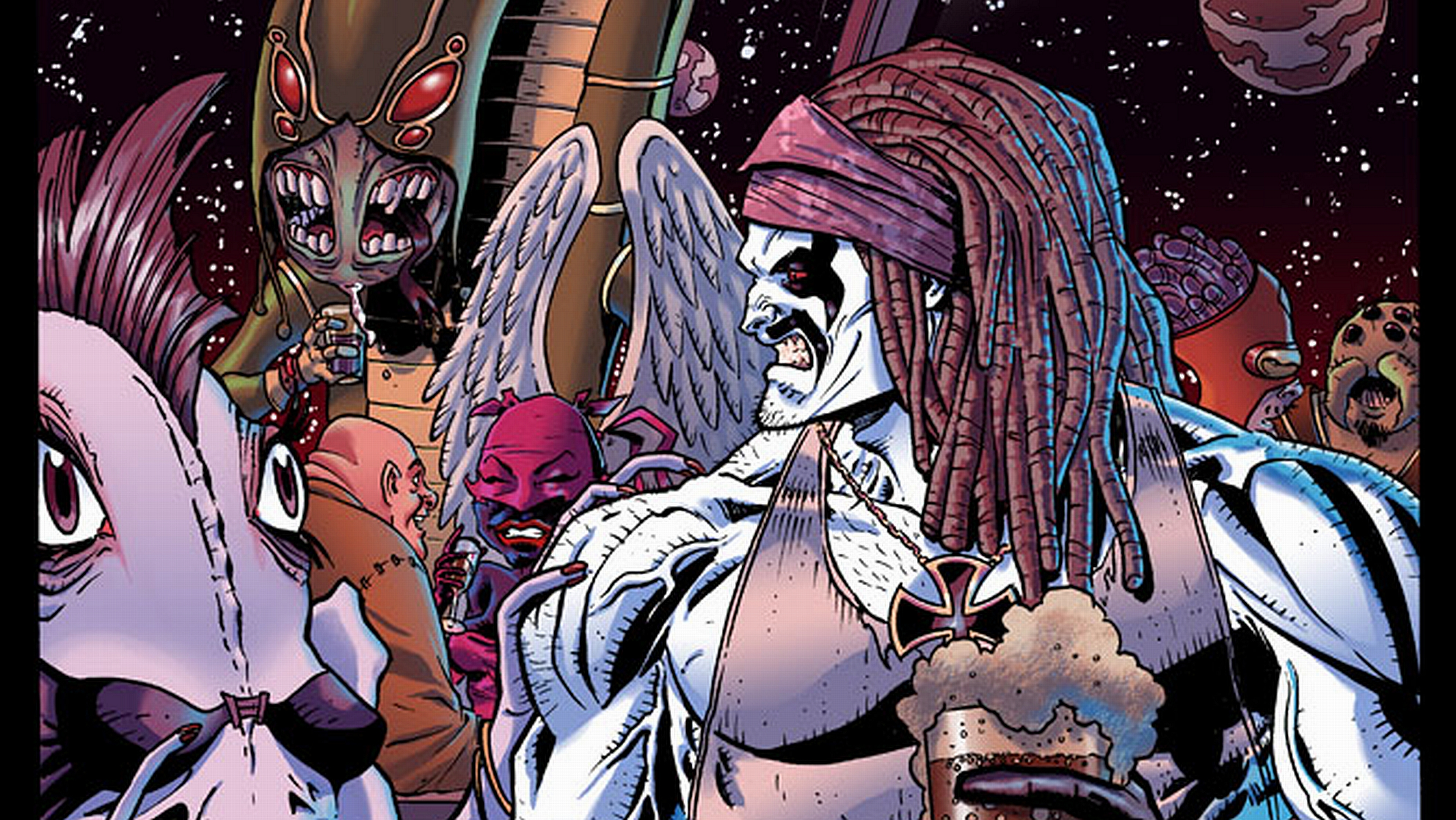 1 4k Ultra Hd Lobo Dc Comics Wallpapers Background Images