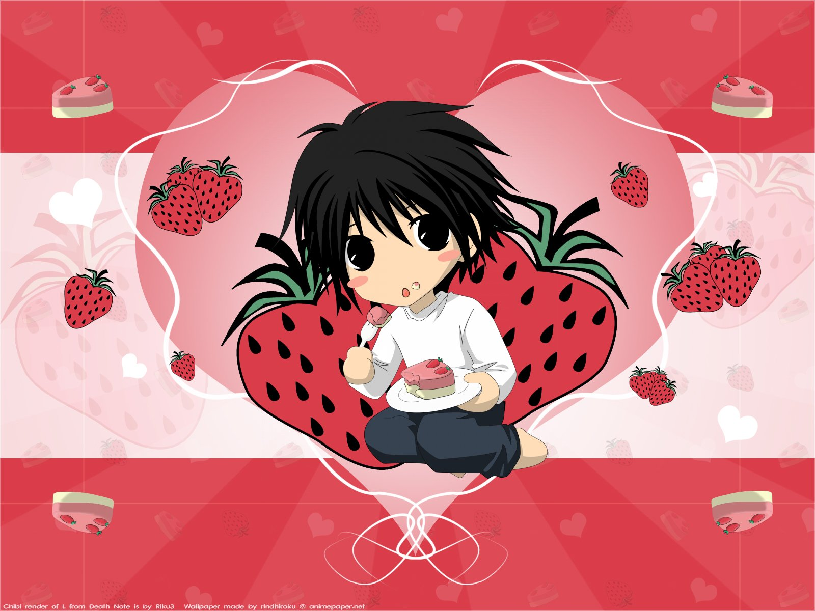 Strawberries Wallpaper And Background Image 1600x1200 Id