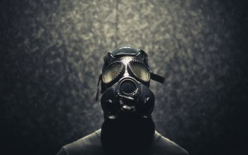 Mörk - Gas Mask Wallpapers and Backgrounds ID : 156903