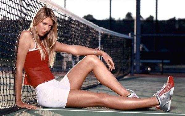 Sports Maria Sharapova Tennis HD Wallpaper | Background Image