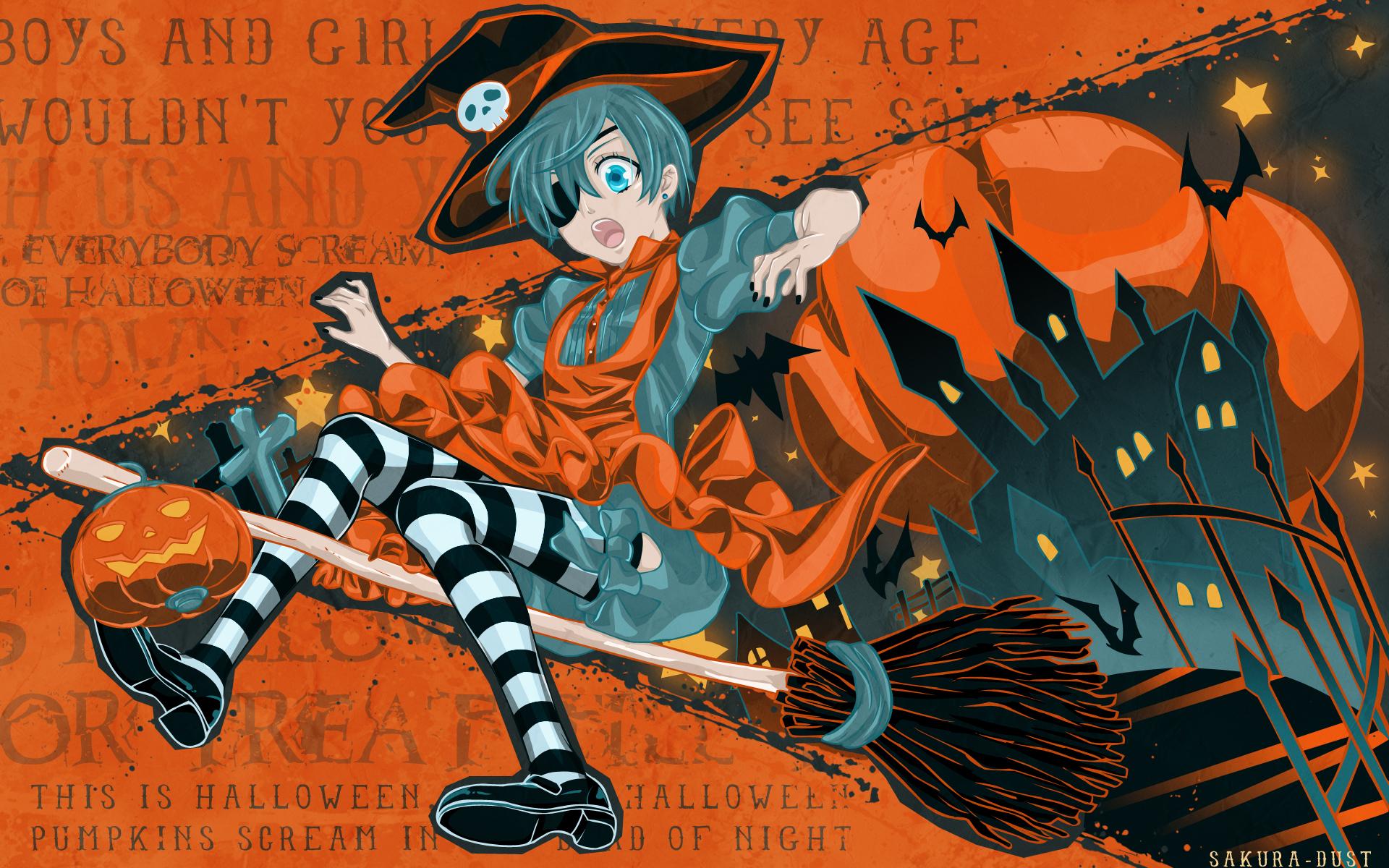 halloween HD Wallpaper | Background Image | 1920x1200 | ID ...