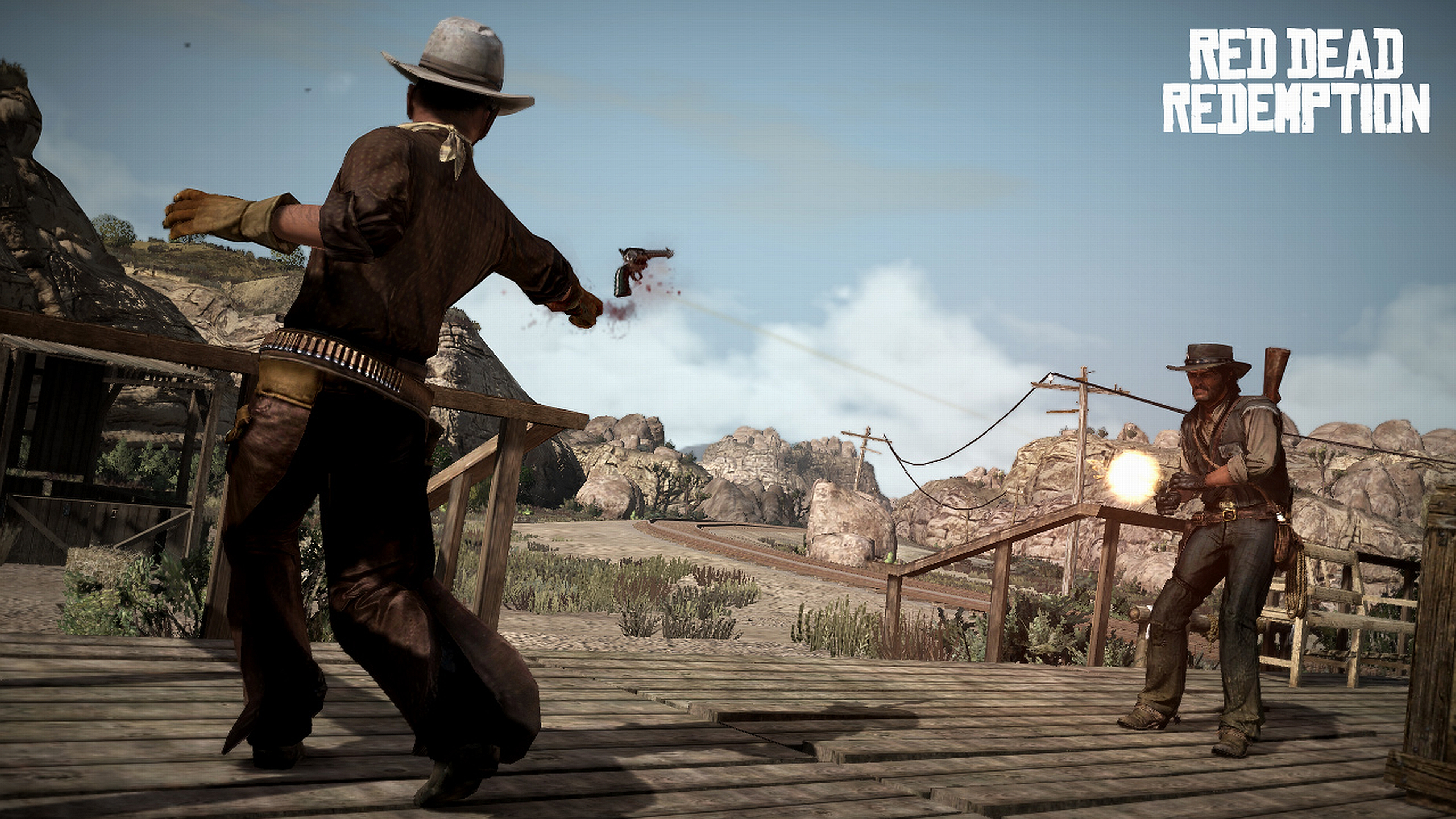 55 Red Dead Redemption Hd Wallpapers Background Images