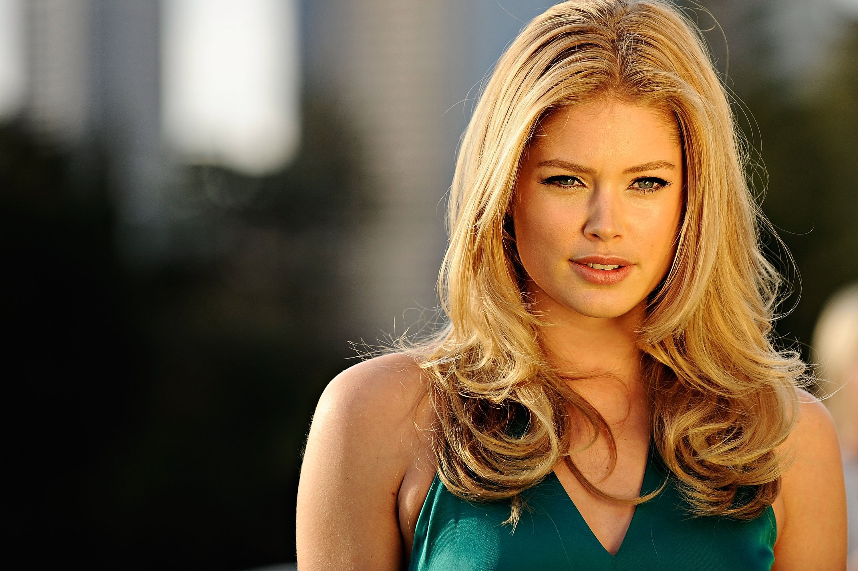 doutzen kroes full hd wallpaper and background image | 3000x1997