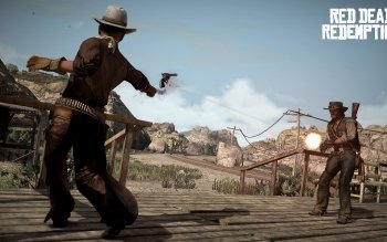 Video Game - Red Dead Redemption Wallpapers and Backgrounds ID : 157553