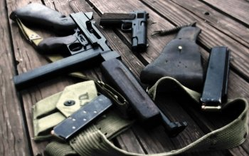 Weapons - Submachine Gun Wallpapers and Backgrounds ID : 157573
