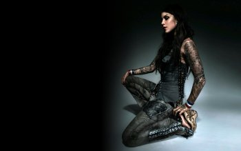 Frauen - Kat Von D Wallpapers and Backgrounds ID : 157923