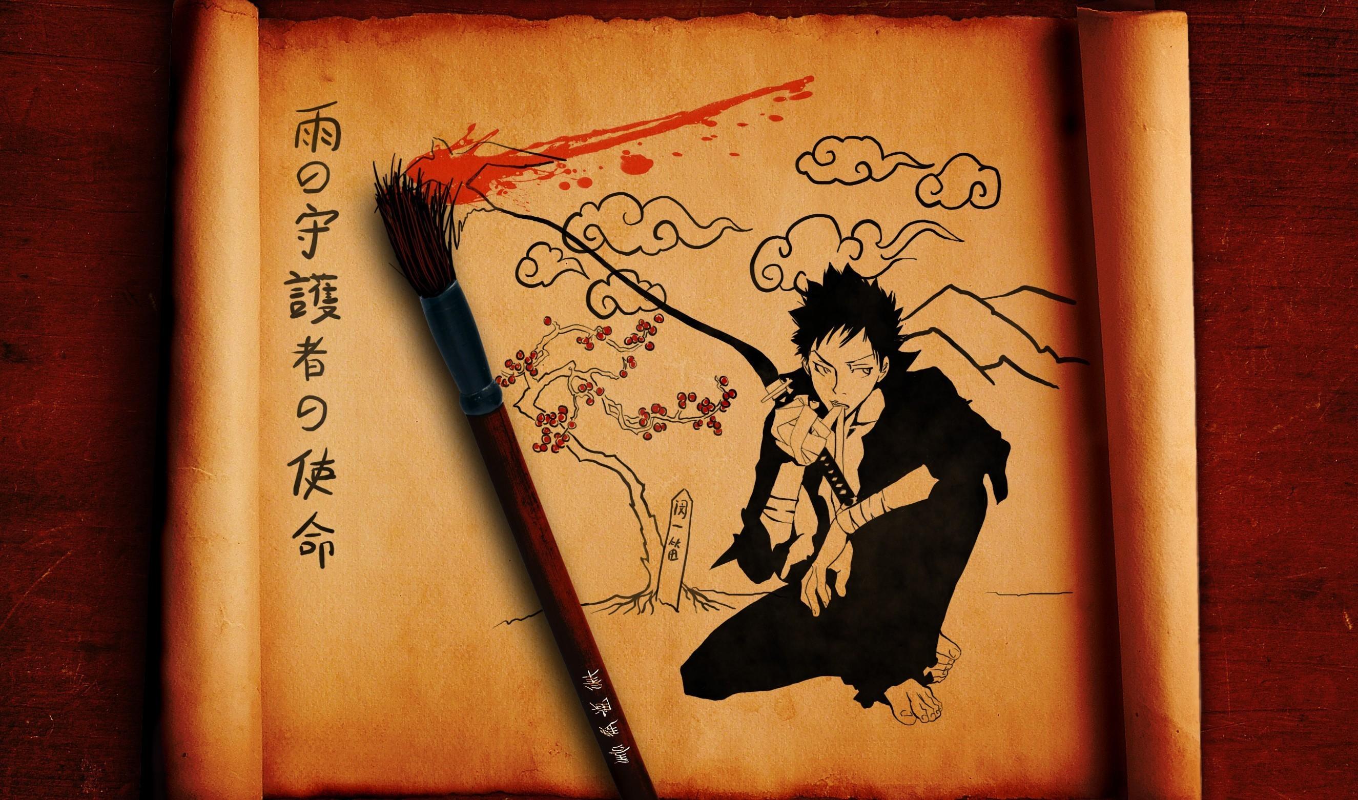 Anime - Katekyo Hitman Reborn!  Wallpaper