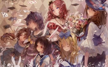 Anime - Alice In Wonderland Wallpapers and Backgrounds ID : 158961