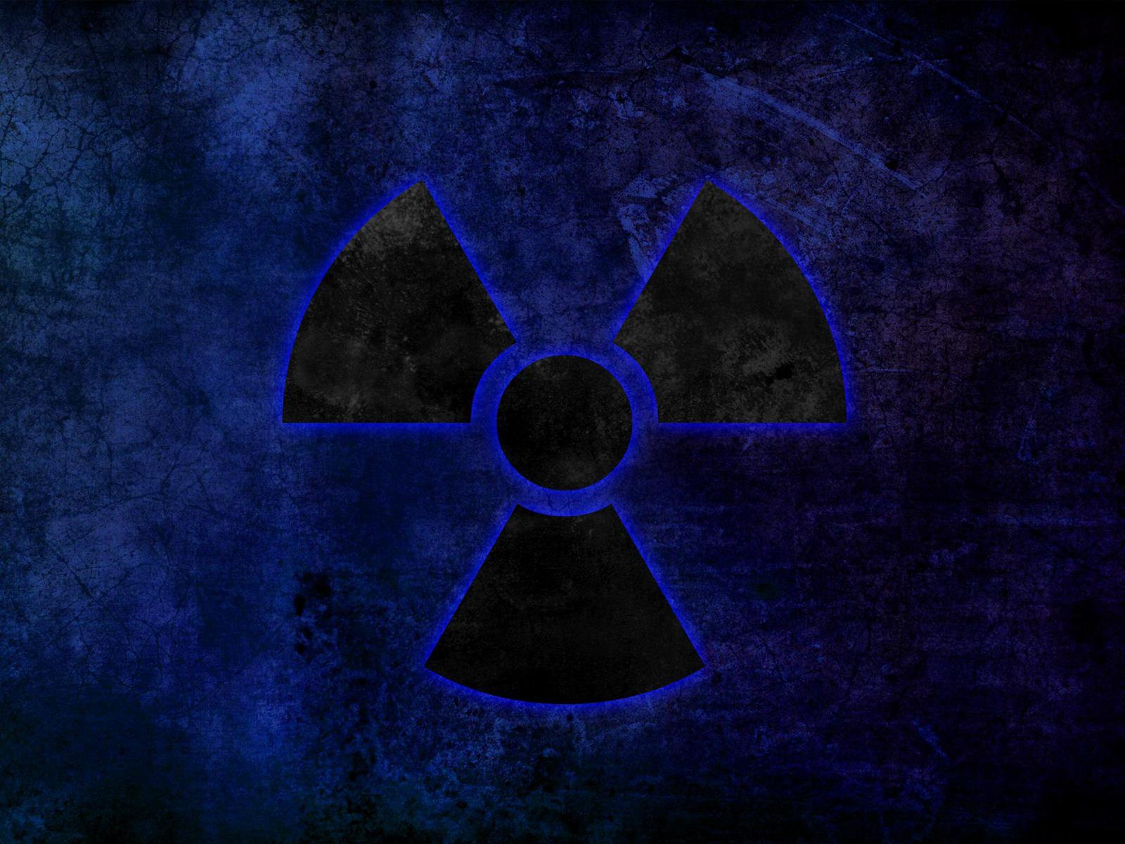 Blue and Black Nuke Wallpaper and Background Image ...