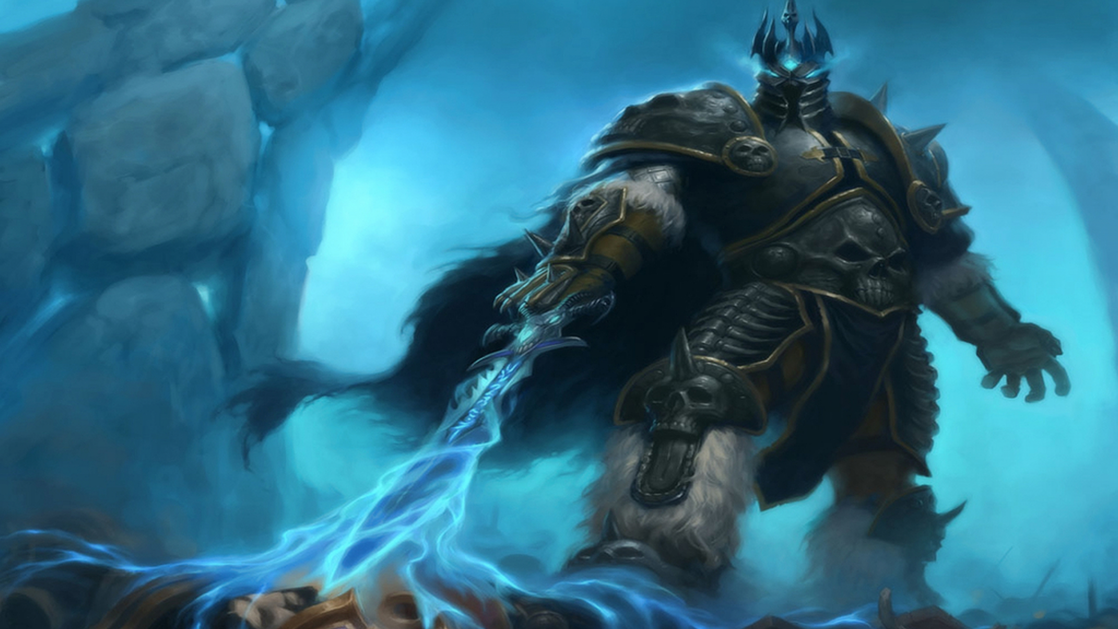 World Of Warcraft 4k Ultra Hd Wallpaper Background Image