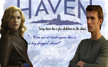 TV Show - Haven Wallpapers and Backgrounds ID : 159593