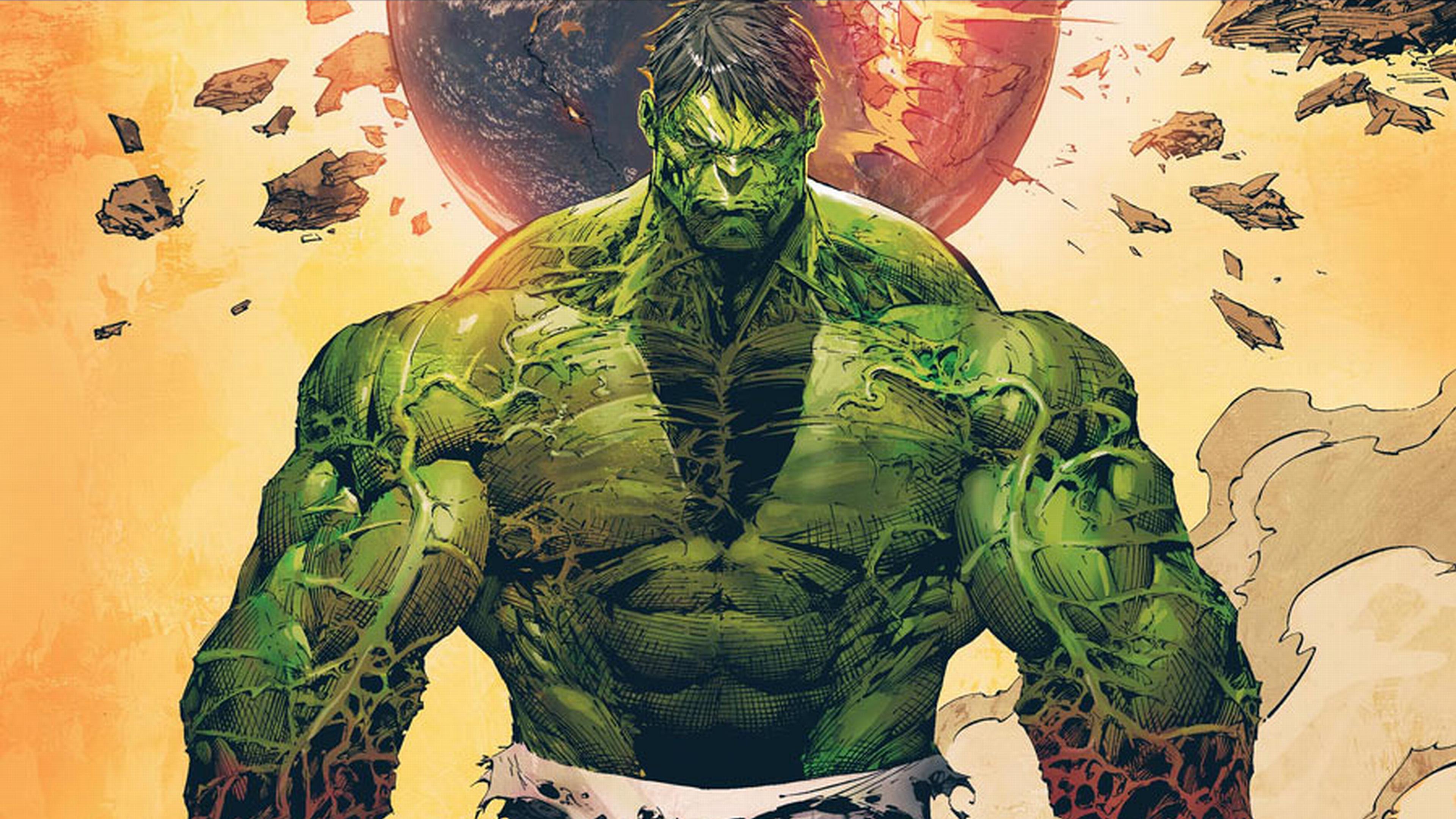 Hulk fonds d 39 cran arri res plan 3840x2160 id 160301 - Telecharger hulk ...