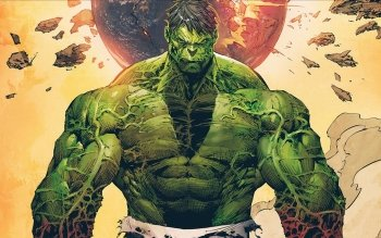 Comics - Hulk Wallpapers and Backgrounds ID : 160301