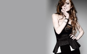 Celebrity - Lindsay Lohan Wallpapers and Backgrounds ID : 160751