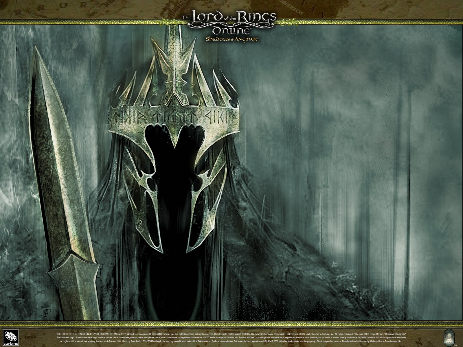 Lord Of The Rings Online On Surface Pro