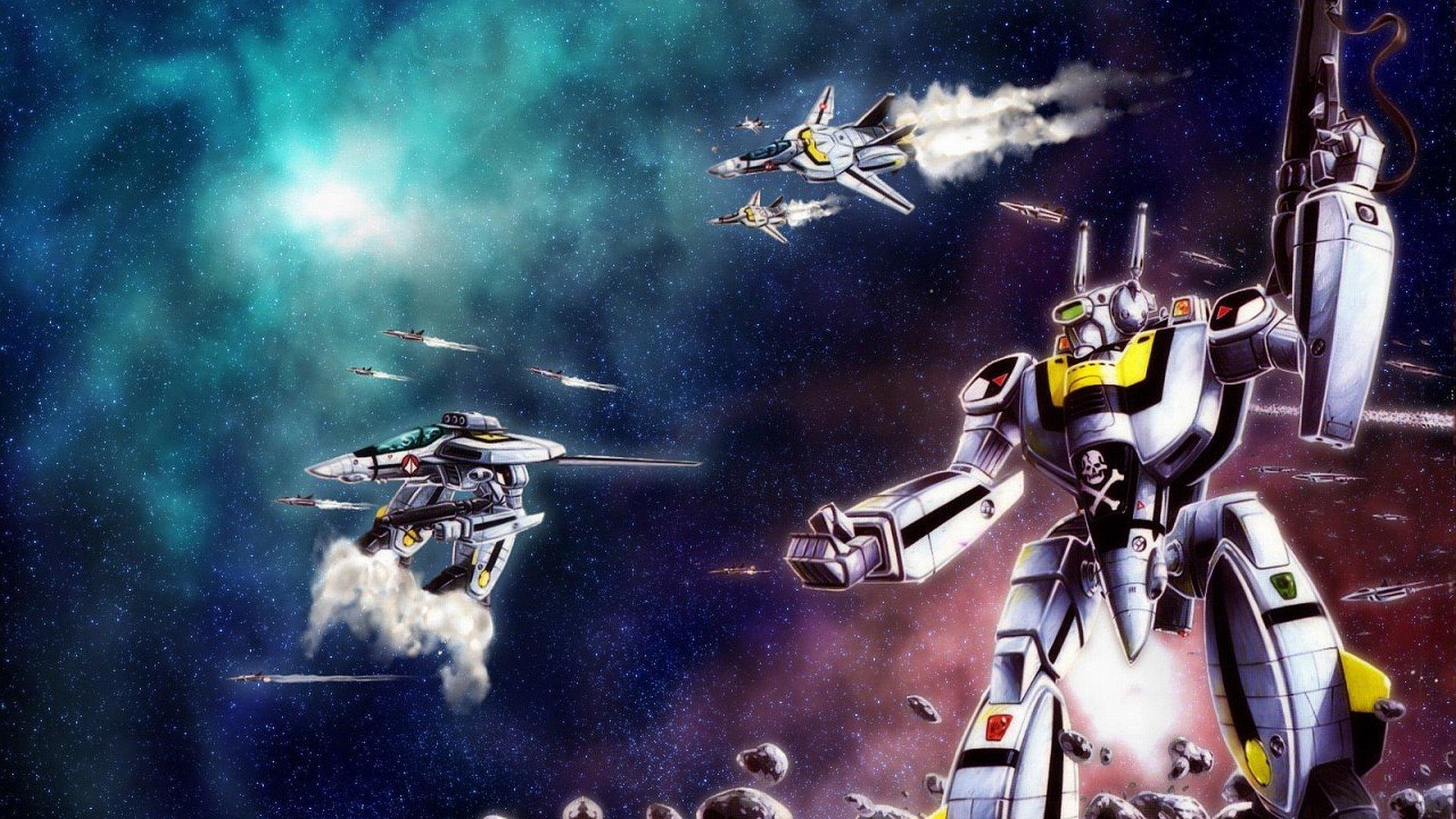 Robotech hd wallpaper background image 1920x1080 id - Robotech 1080p ...