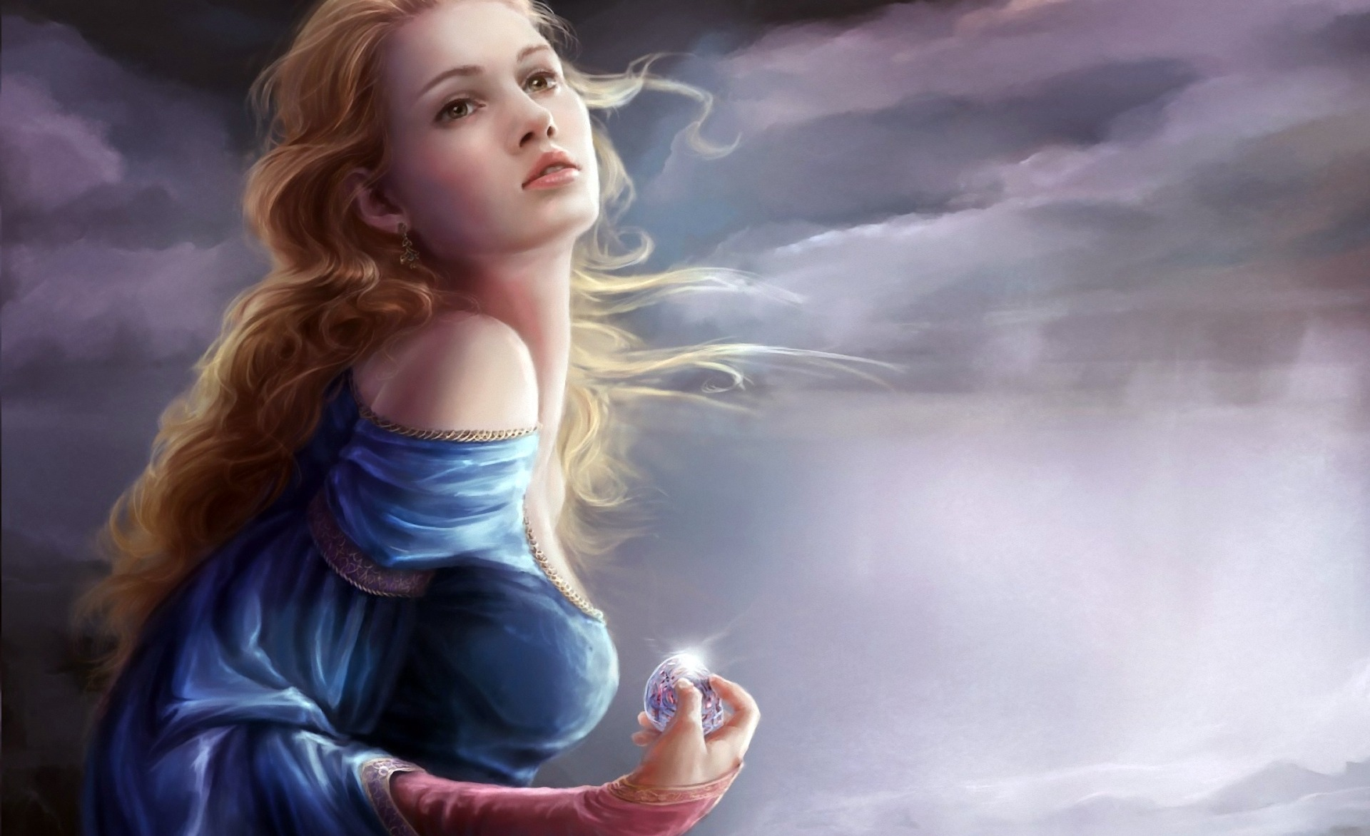 Download Free fantasy Wallpapers women warrior Wallpaper