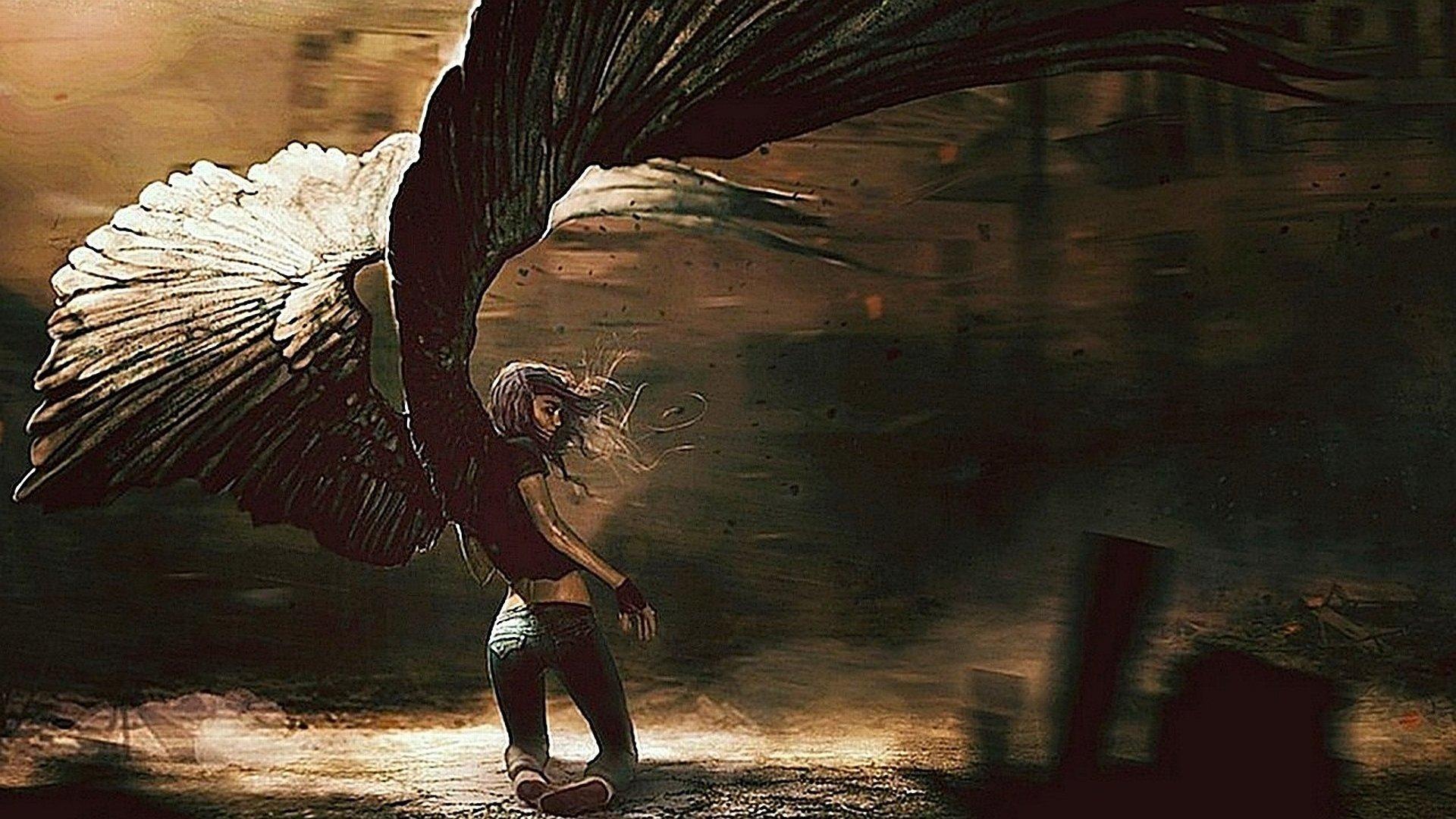 Fantasy - Ängel  Bakgrund