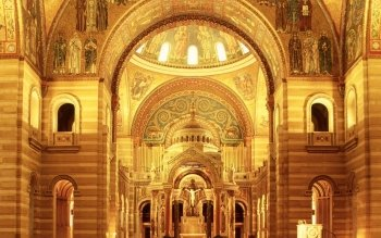 Religious - Cathedral Basilica Of Saint Louis Wallpapers and Backgrounds ID : 162183