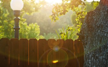Man Made - Fence Wallpapers and Backgrounds ID : 162203