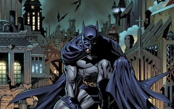 Comics - Batman Wallpapers and Backgrounds ID : 162793