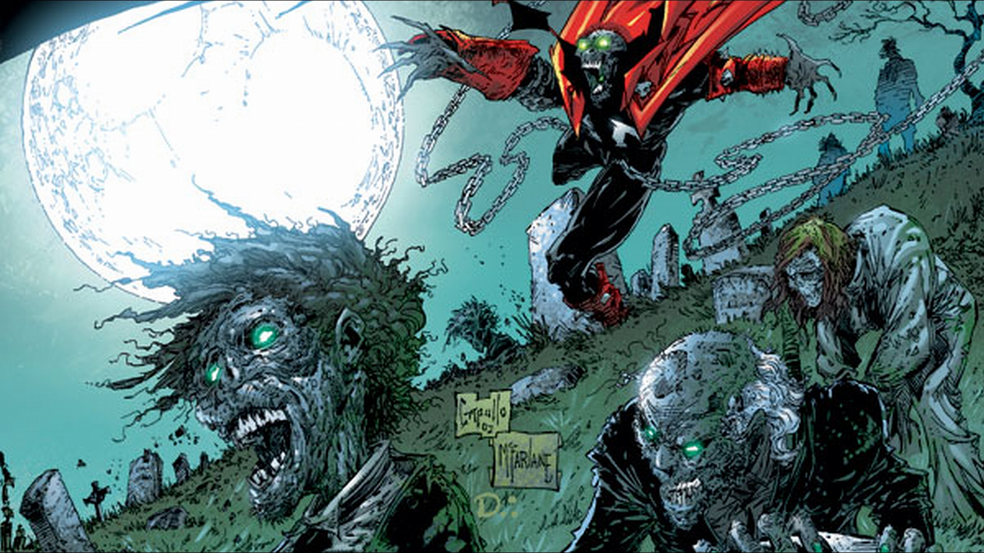 spawn wallpapers 1920x1080 - photo #35