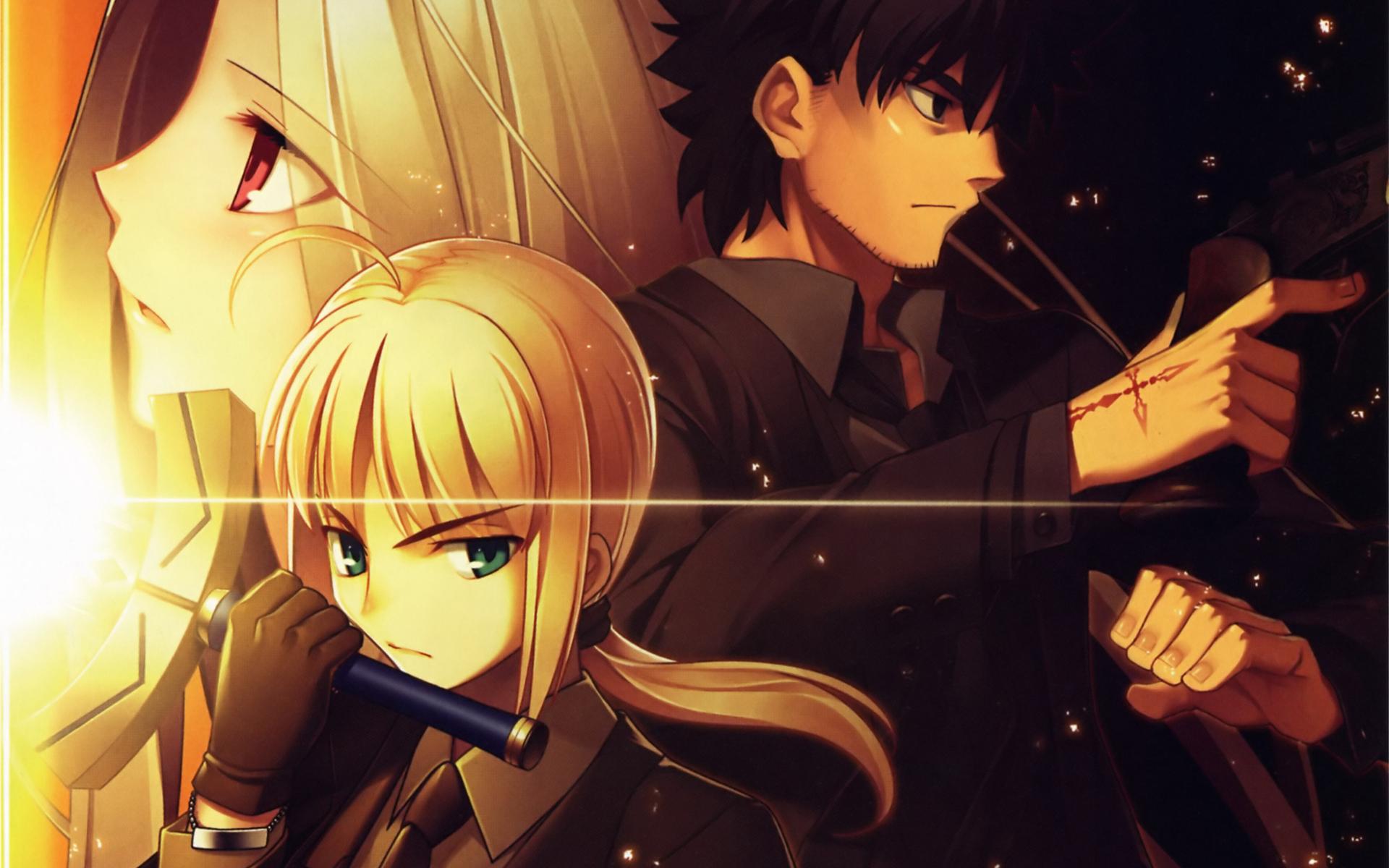 Fate Zero Anime Free Download