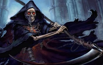Donker - Grim Reaper Wallpapers and Backgrounds ID : 163241