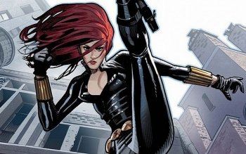 Comics - Black Widow Wallpapers and Backgrounds ID : 163263