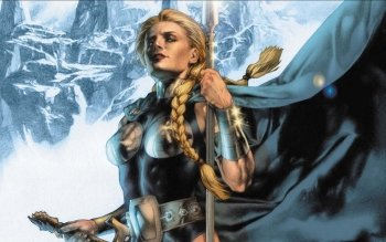 Comics - Valkyrie Wallpapers and Backgrounds ID : 163333