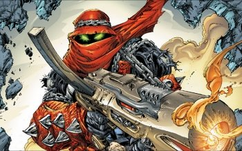 Comics - Spawn Wallpapers and Backgrounds ID : 163463