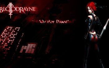 Video Game - Bloodrayne Wallpapers and Backgrounds ID : 164193