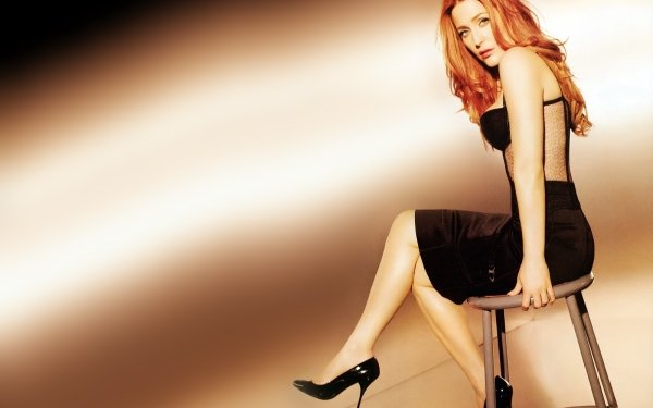 Celebrity Gillian Anderson Actresses United States HD Wallpaper | Background Image