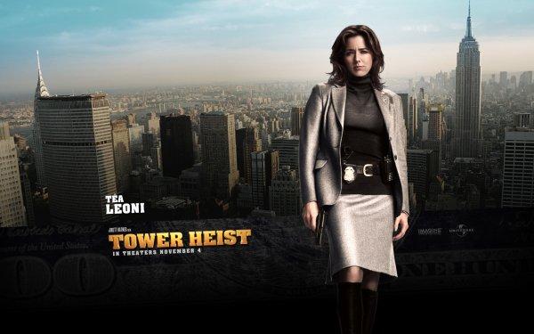Movie Tower Heist Tea Leoni HD Wallpaper   Background Image
