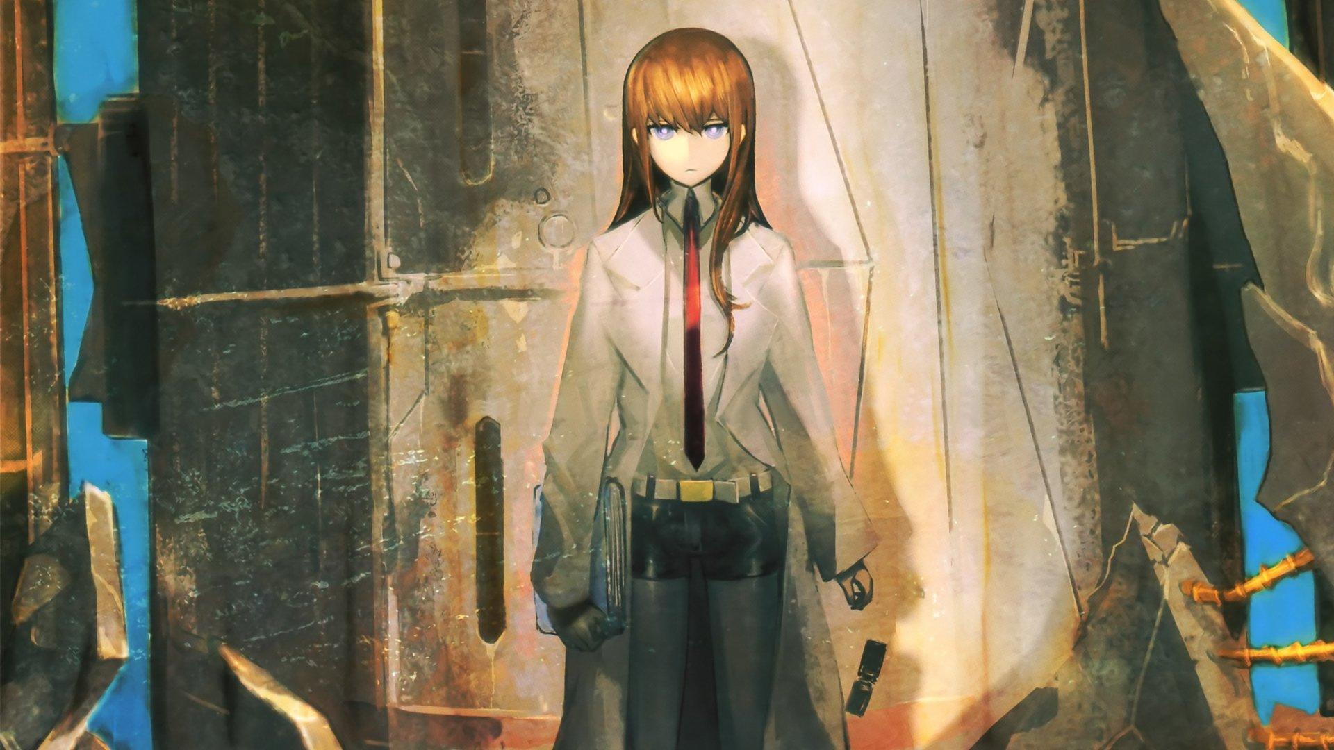Makise Kurisu Full HD Wallpaper and Background Image ...