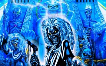 Music - Iron Maiden Wallpapers and Backgrounds ID : 165451