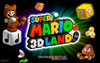 Video Game - Super Mario 3D Land Wallpapers and Backgrounds ID : 165691