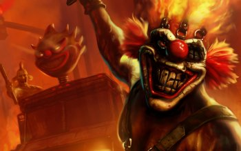Video Game - Twisted Metal Wallpapers and Backgrounds ID : 165931