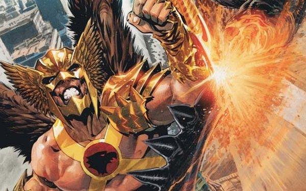 Comics Hawkman Katar Hol DC Comics The New 52 HD Wallpaper | Background Image