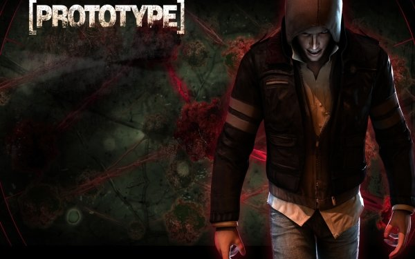 Video Game Prototype HD Wallpaper | Background Image