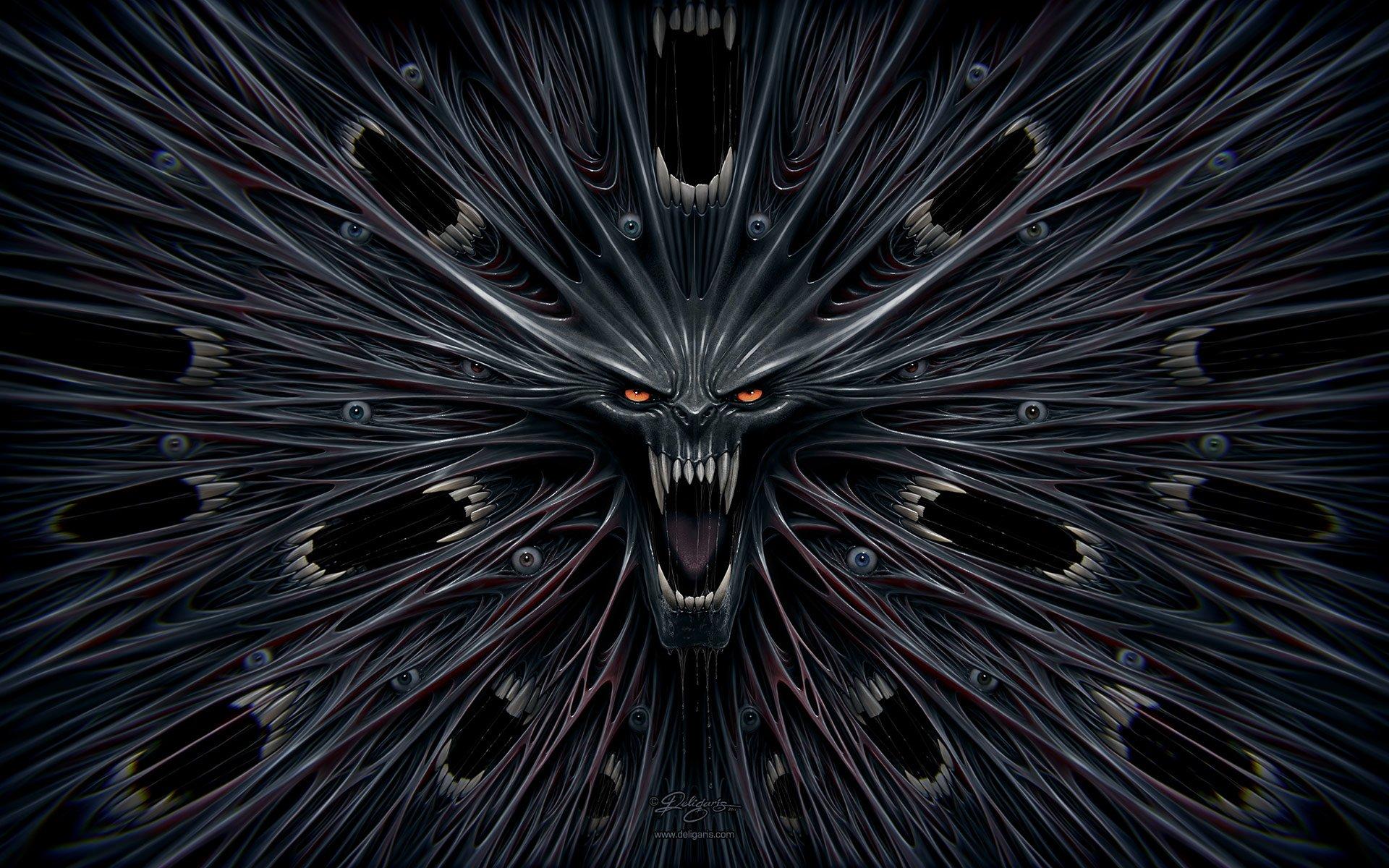 Dark - Artistic  Wallpaper