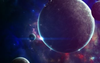 Sci Fi - Planet Wallpapers and Backgrounds ID : 166553