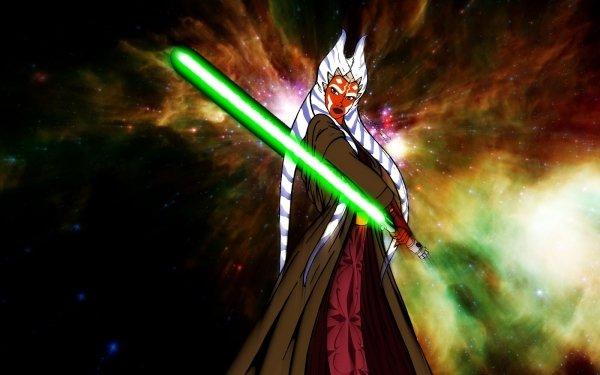 Movie Star Wars Ahsoka Tano HD Wallpaper | Background Image