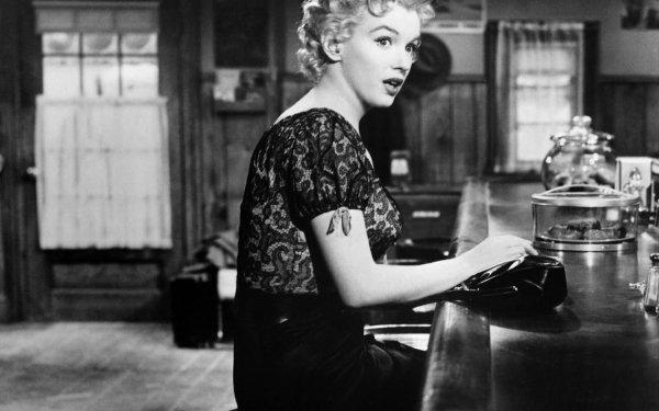 Movie Bus Stop Marilyn Monroe HD Wallpaper   Background Image