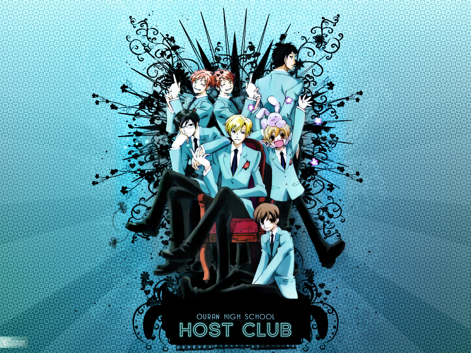 47 ouran high school host club hd wallpapers background